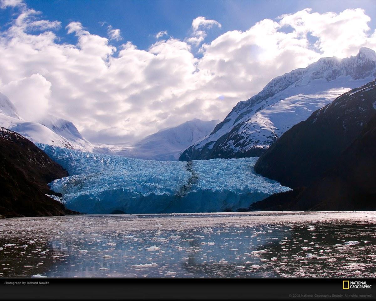 Garibaldi Glacier, National Geographic