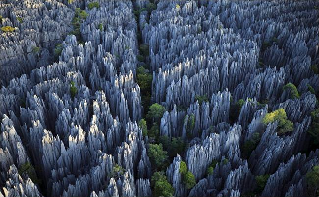 """Grand Tsingy"", Madagascar, Newsbeat"
