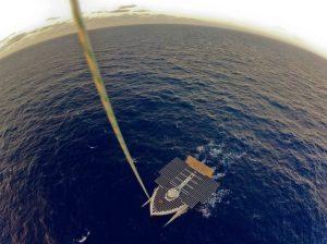 Across Atlantic Ocean mission 2013 Photo Credit: PlanetSolar org