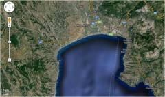 Kalamata Map GoogleMap 26082013
