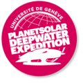 PlanetSolar Deepwater Expedition Logo