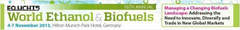 World ethanol and biofuel