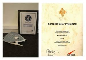 2013 Prize Photo Credit: PlanetSolar