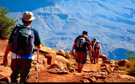 eople hiking Photo Credit: Flickr