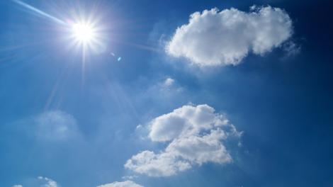 Sky sunny clouds Pexels