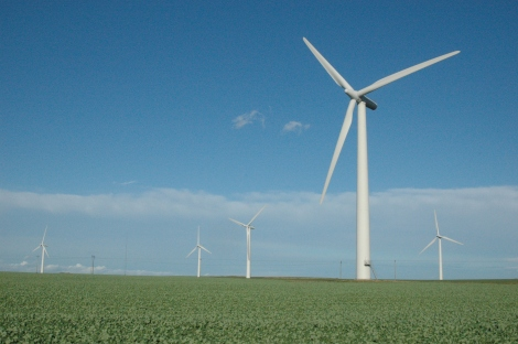 Wind_turbine_Holderness Photo Credit: Wikipedia